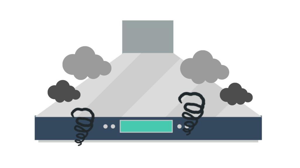 レンジフードの故障の原因「電気関係の故障」